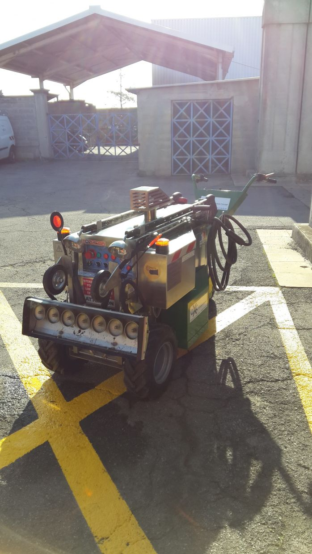 Le désherbage à vapeur s'intègre dans nos Mairies
