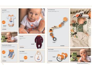 Catalogue Stihl collection bébé