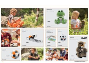 Catalogue Stihl collection enfants