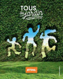 Tous au jardin avec Stihl