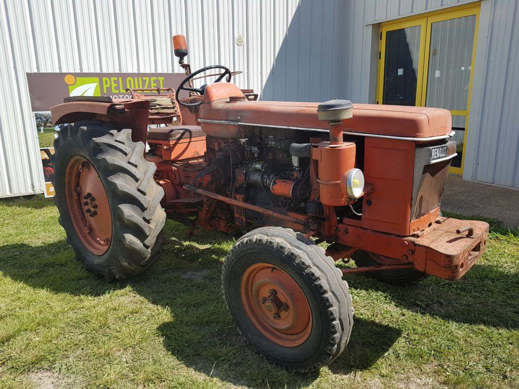 Tracteur renault R7055
