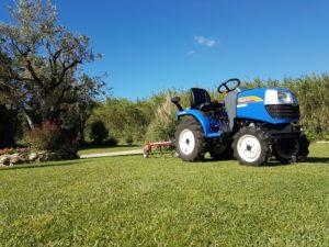 Tracteur TM 3185 Iseki
