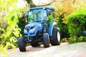 Tracteur Iseki TG6